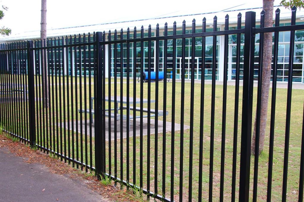 security fencing central coast installation