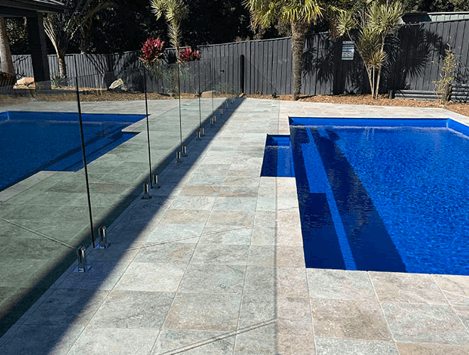 Glass Pool Fencing on the Central Coast